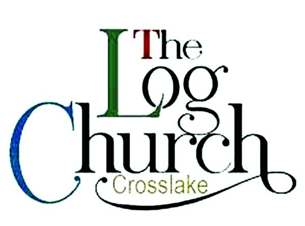 The Log Church-logo